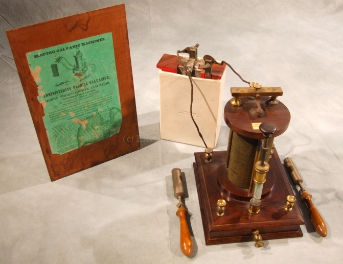 Horne induction coil
