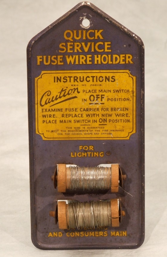 Fusewire dispenser
