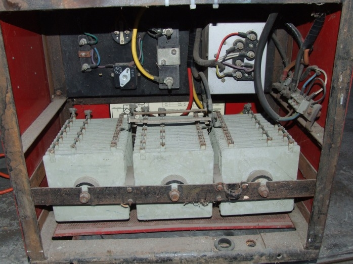 Charger rectifiers